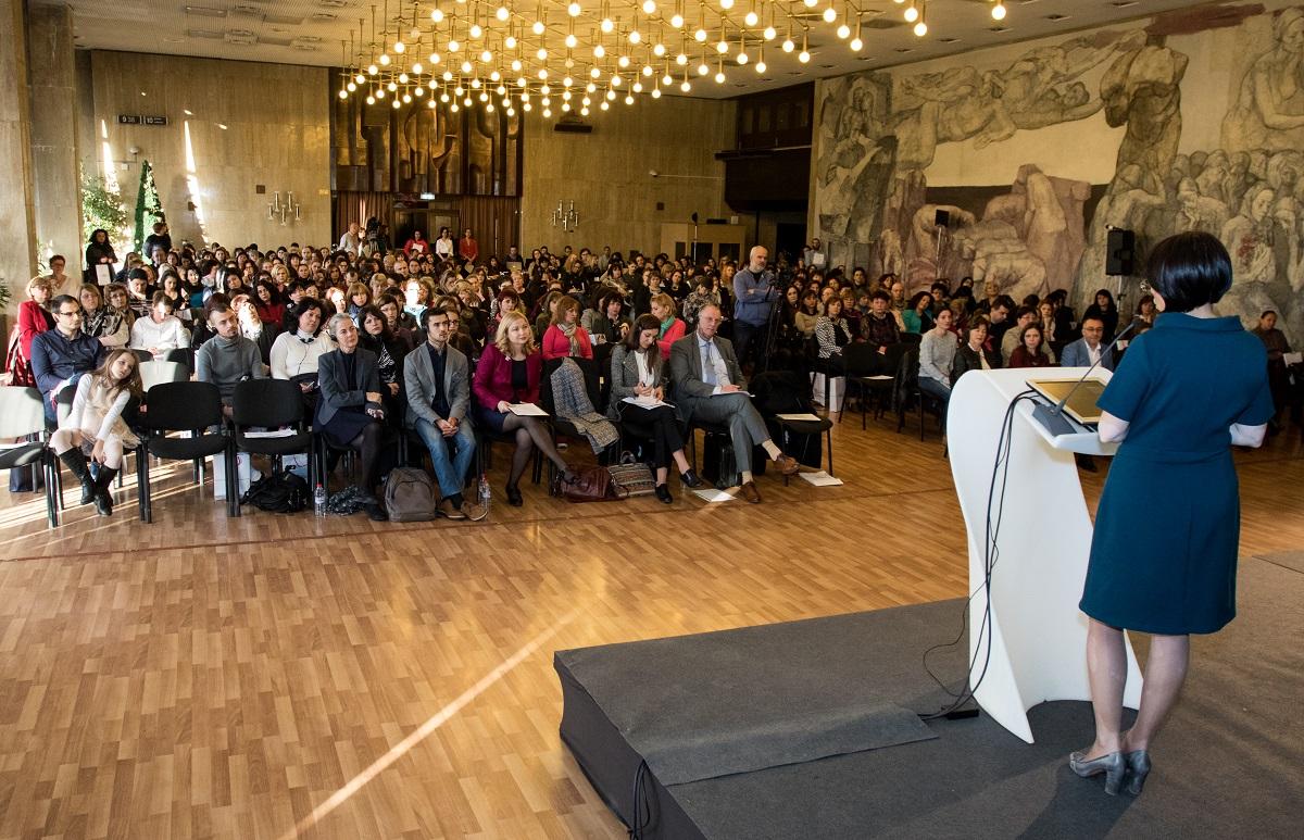 Ива Бонева, изпълнителен директор, Център за приобщаващо образование