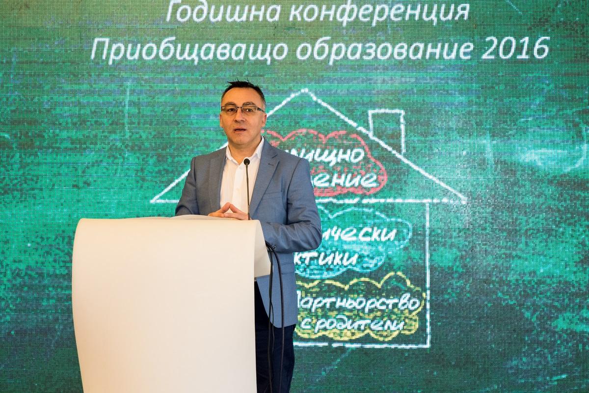 Диян Стаматов, зам.- министър на образованието и науката
