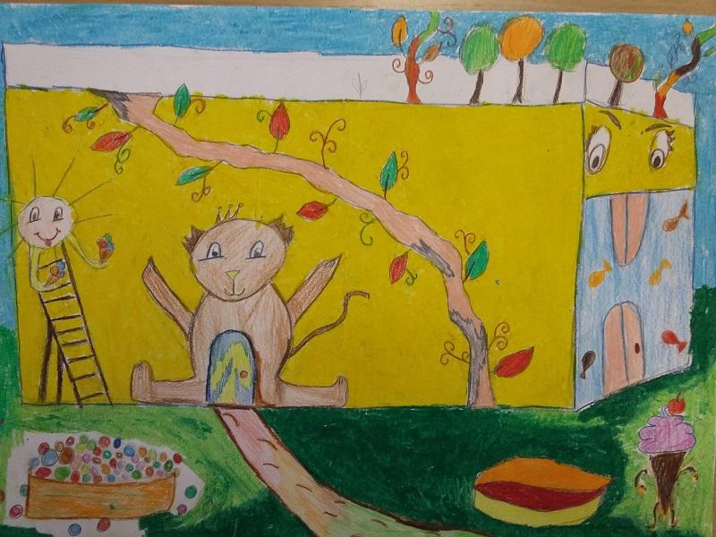 "Бояна Божилова, 10 г., 4 клас, СОУ ""Св. Климент Охридски"", гр. Добрич"