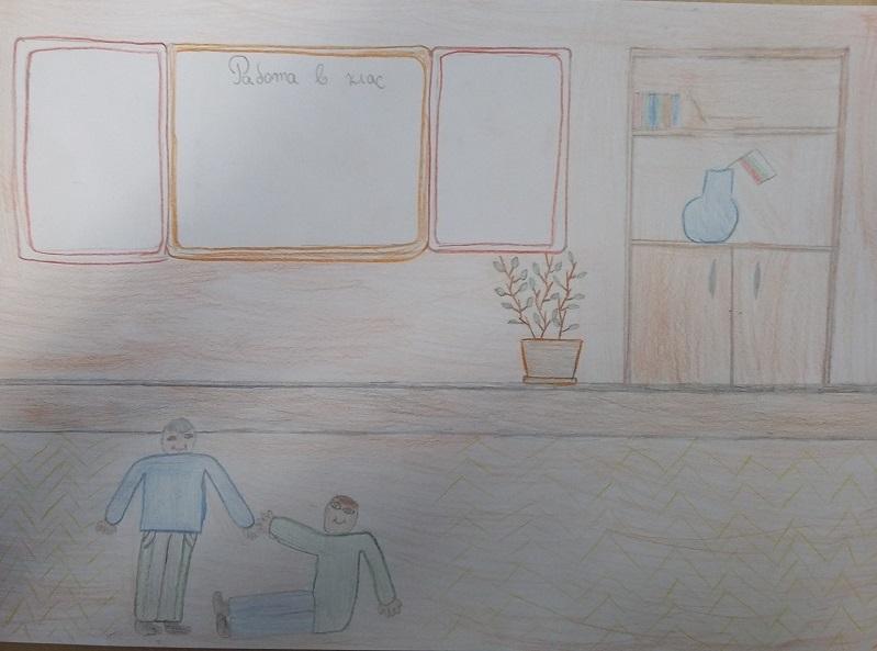 """Даниел Тодоров Стоянов, 3 в клас, СОУ """"Димчо Дебелянов"""", гр. Варна"""