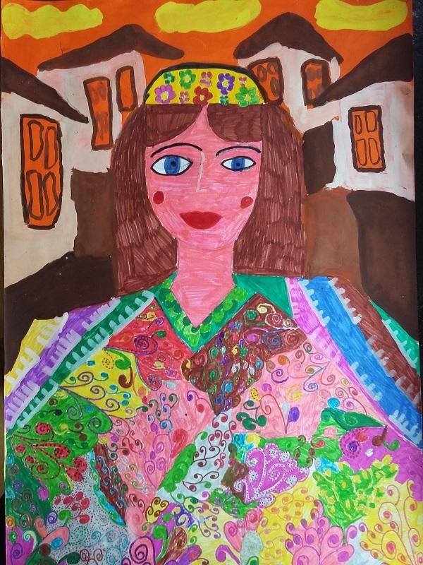 "Дениз Гюлбахаров Елмиев, 7 клас, 13 г., СОУ ""Бачо Киро"", гр. Летница"
