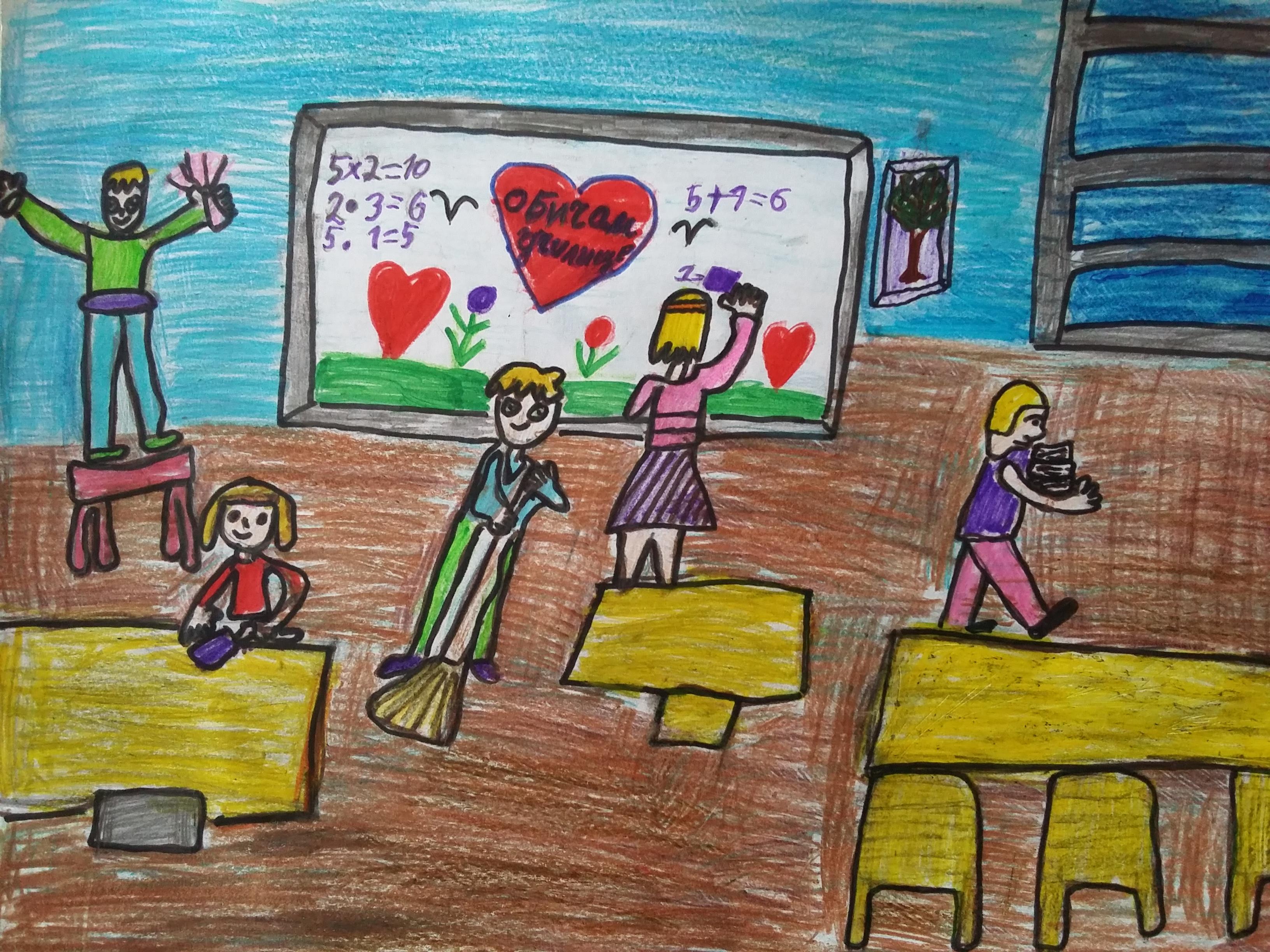 "Диляна Здравкова Белчинска, 9 г., 3 клас, ОУ ""Христо Ботев"", с. Лопян, обл. София"