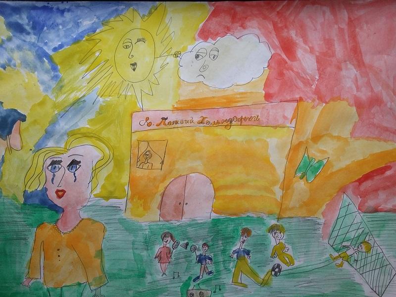 "Галена Маринова Иванова, 2 клас, 8 г., 13 ОУ ""Св. Пайсий Хилендарски"", гр. Стара Загора"