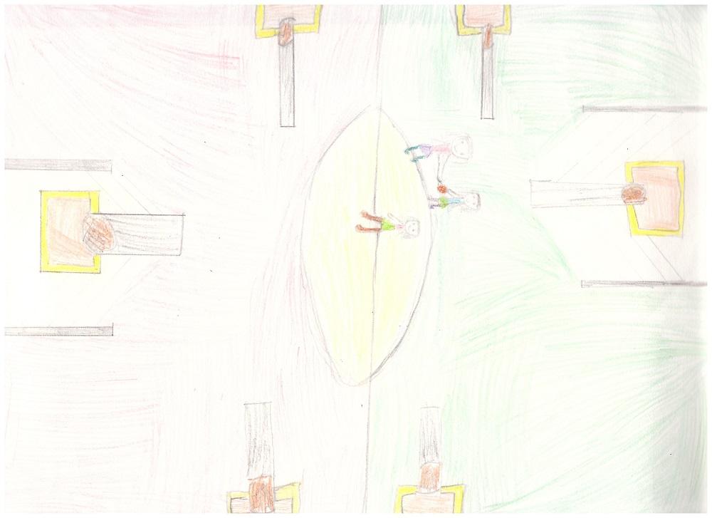 """Милена Александрова Стоянова, 15 г., СОУ """"Св.Паисий Хилендарски"""", гр. Хасково"""