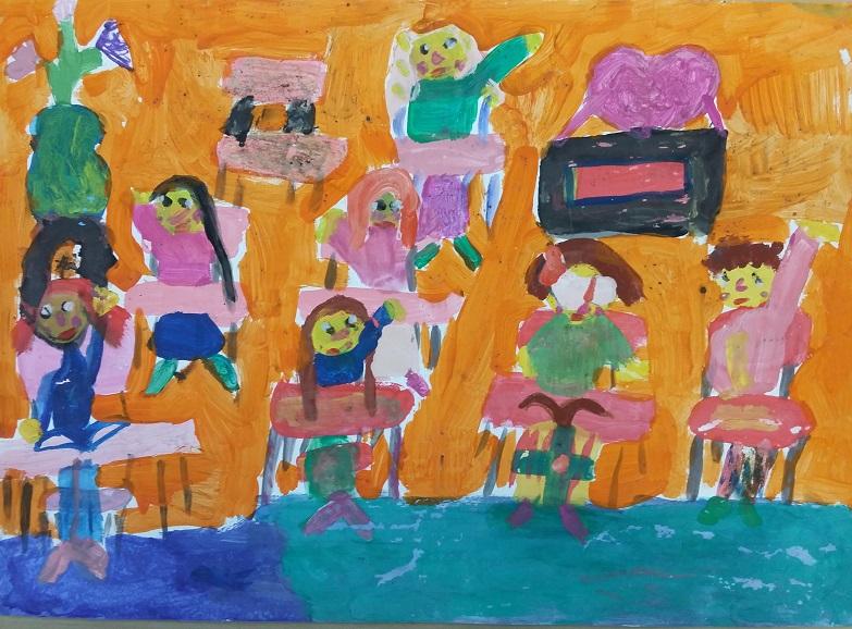 "Наталия Георгиева, 7 г., 1 ""д"" клас, СОУ ""Св. Климент Охридски"", гр. Добрич"