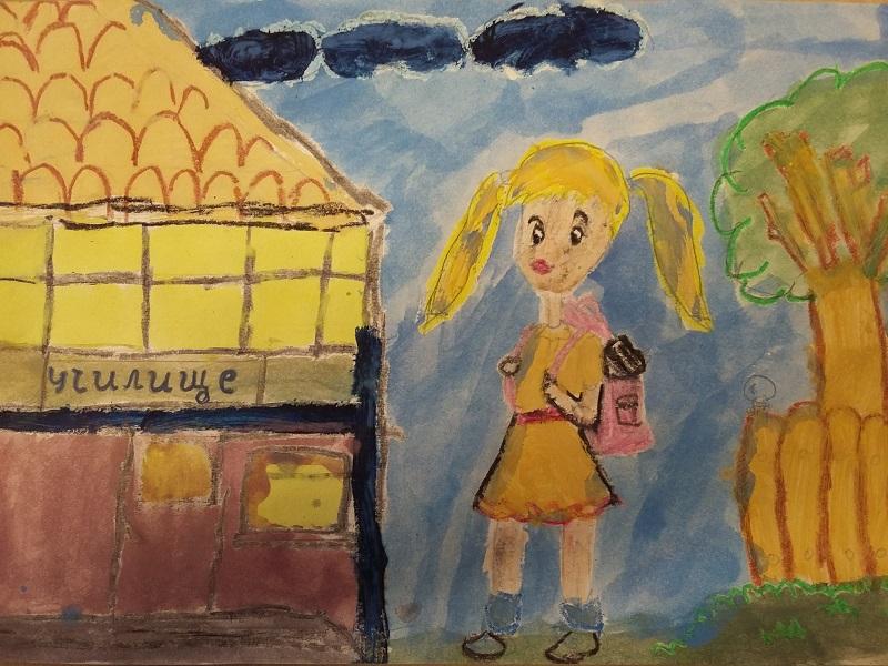 "Памела Пламенова Ангелова, 7 клас, ОУ ""Св. Св. Кирил и Методий"", с. Полско Косово, обл. Русе"