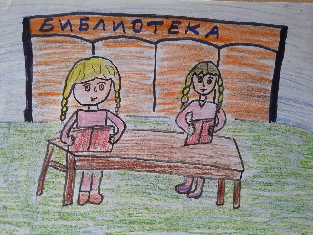 "Виктория Николаева Ракитова, 8 г., 3 клас, ОУ ""Христо Ботев"", с. Лопян, обл. София"