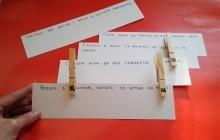 Направи си сам: Игра с картончета за трудните звукове