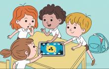 Пукльовците – образователни игри за таблет, които развиват социални умения