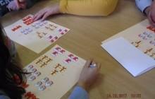 Зимна математика - комбинирано занятие на ресурсен учител и логопед